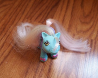 My Little Pony G1 Ballerina Baby Tippytoes Hasbro Vintage Ponies