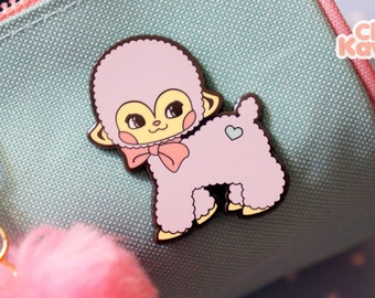 Super cute Chic Kawaii Sheet enamel pin, super adorable