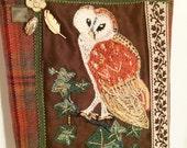 Commission owl bag