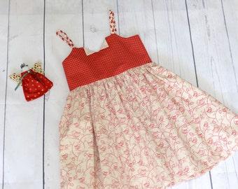 Girl's Christmas dress size 3