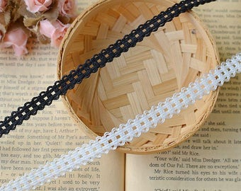 3.2ft (1m) 1cm Lace necklace material . chocker. Clothing accessories.chocker lace.necklace accessories