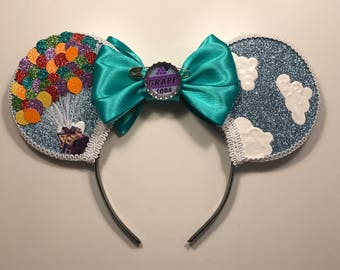 Up Inspired Mouse Ears