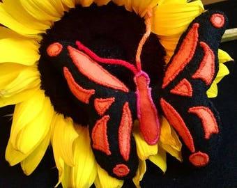 Butterfly Cat Toy, Felt Butterfly Catnip Cat Toys, Felt Catnip Toys