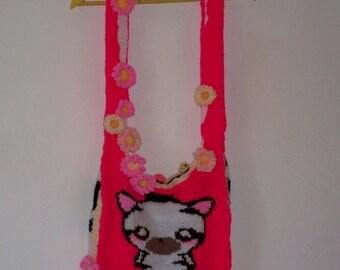 A Zebra in the bag!