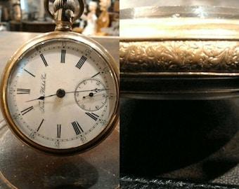 Trenton Watch Co Pocket Watch
