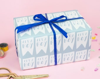 It's a Boy Wrapping Paper