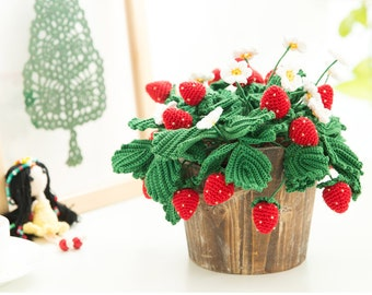 crochet flower pot crochet plant pot flower