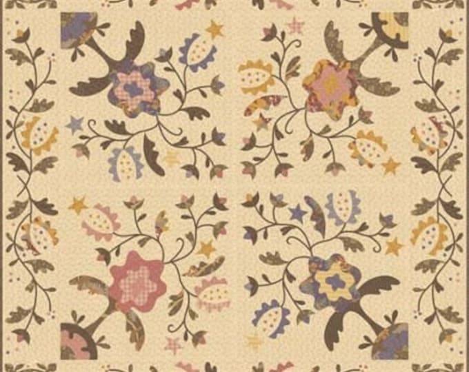Secret Garden - Quilt Pattern Booklet
