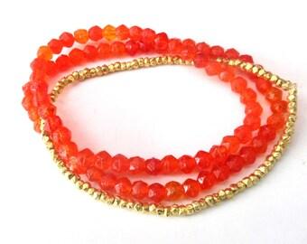 Set of (3)  Stretch Bracelets
