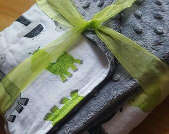 Super Soft Minky Blanket
