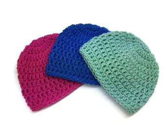Newborn Hat / Baby Shower Gift / Boy or Girl / Baby Accessories / Crochet Hat / Handmade / Newborn Crochet / Accessories