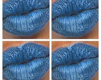 Misty Blue lipstick