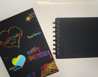 Diary / Erinnerungsbüchlein DIY