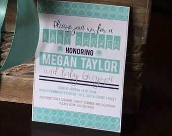 Baby Shower Invitations (25)