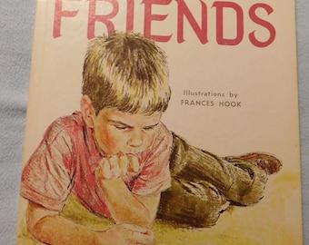 My Book of Friends by Wanda Hayes