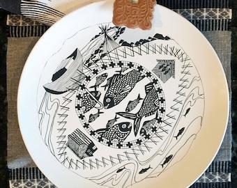 Muhu Plate
