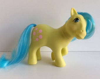 G1 My Little Pony TOOTSIE: Earth Pony MLP