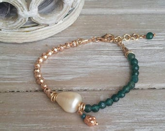 "Bracelet ""Green"" Color Collection"