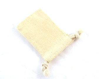 Cotton Wash Bags