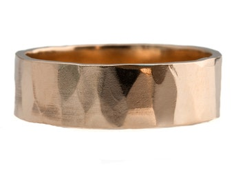 The Standard Hammered Band 6mm