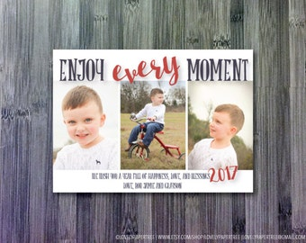 Every Moment Holiday Photo Card | HC45