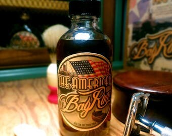 The American Bay Rum          TRAVEL SIZE