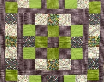 Children patchwork blanket