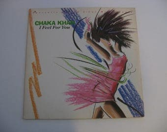 Chaka Khan - I Feel For You - Maxi Single - Circa 1984