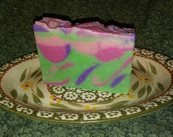 Sweet Pea Goats Milk Soap