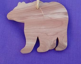 Red Cedar Bear