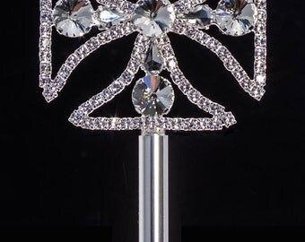 Style # 14321 - Royal Crest Scepter