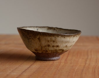 Guinomi-Sake Cup. Local native clay from The Dingle Peninsula. #133