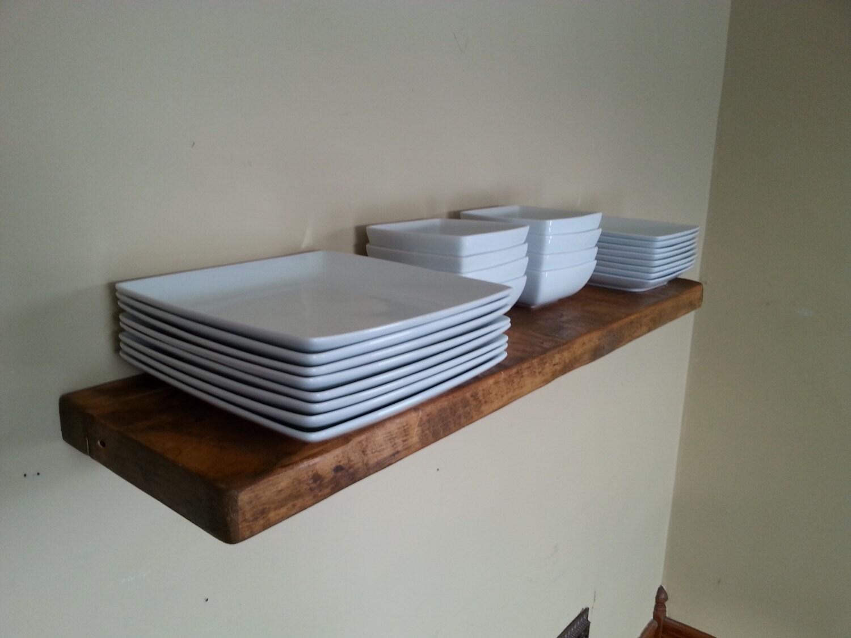 9 1 2 deep artisan crafted floating shelves in 2. Black Bedroom Furniture Sets. Home Design Ideas