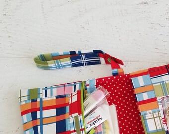 Upgrade Option | Diaper Wristelet | Wrist Band for Diaper Clutch | Baby Wristlet | Wristlet Clutch | Diaper Bag Wristlet