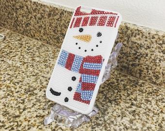 Adorable Snowman Case!