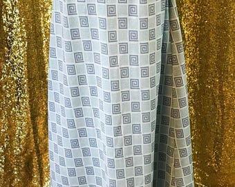 1950s / 1960s vintage retro skirt - mcm - madmen - VLV - pinup