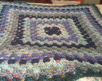 Very soft Ganny Square Blanket
