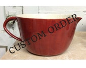 Custom Mixing Bowl