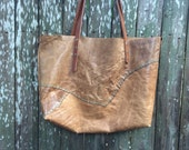 Reserved listing (Sarah) Leather Tote