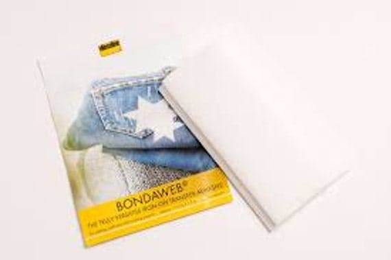 Vilene Bondaweb 120cm x 175mm - Great for applique application