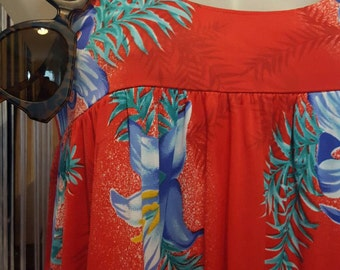 Vintage 1970s/1980s Dolly Dolly Summer dress super cute!