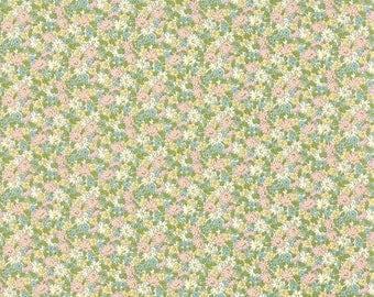 Ambleside Linen White 18603 11 by Brenda Riddle for Moda Fabrics