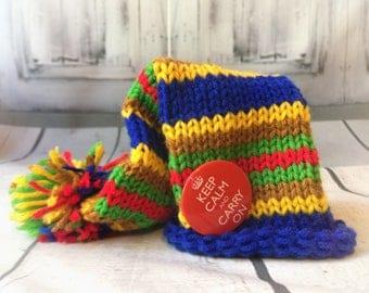 SALE - Blythe doll elf hat / night cap