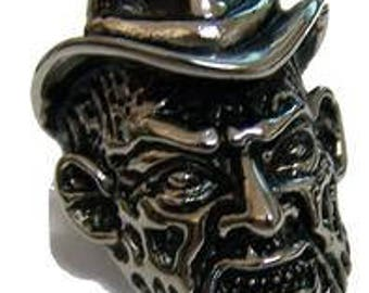 Freddy Krueger Ring ( This is a Large Ring )