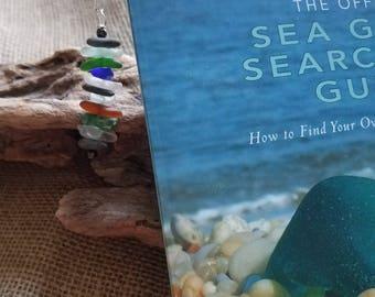 Sea Glass Bookmark