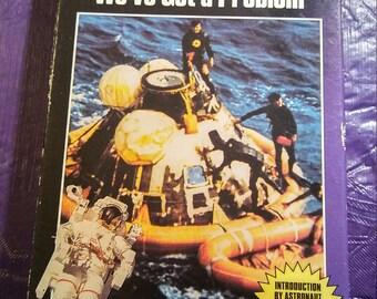Vinatage NASA VHS Houston, We Have A Problem Apollo 13 Space Travel Astronaut 1990's