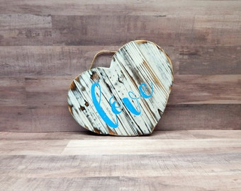 White washed Love heart, Love sign, Wooden pallet heart, Valentines Day, Valentines, Valentines Decor, Wedding Sign, Wooden Love sign
