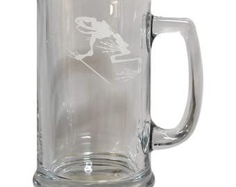 Navy SEAL Bonefrog Beer Mug - FREE SHIPPING