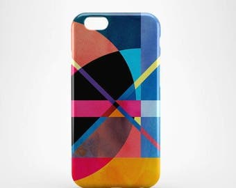 Geometric Hard case 3D case Apple iPhone 4 5 6 7 Samsung Galaxy S6 S7  #243