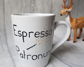 Espresso Patronus Mug